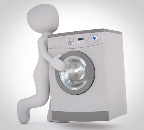 [한파비상 ①] 세탁기 얼었을 때 해결 방법 및 예방법은?