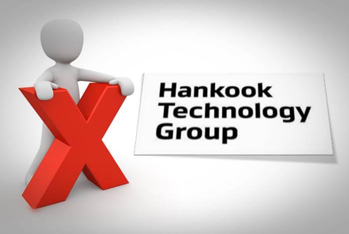 한국테크놀로지그룹, 구 한국타이어그룹이 사명을 사용할 수 없는 상황에 몰리게 됐다.